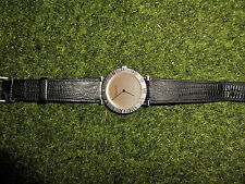 RARE AND IN GREAT CONDITION TIFFANY & Co. STERLING SILVER  WATCH WOW