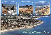 B50296 Bretingolles sur Mer multi vues  france