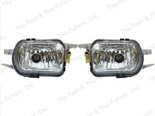 01 02 Benz W203 C240 C320 C CLASS OEM Fog Lamp Light Assembly RH & LH Pair