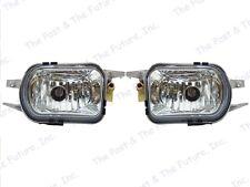 01 02 Benz W203 C240 C320 C CLASS OEM Fog Lamp Light Assembly RH & LH Pair