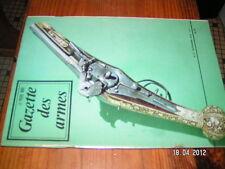 Gazette des armes n°8 Chassepot Platine à Rouet