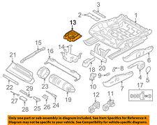 PORSCHE OEM 07-13 911 Airbag Air Bag-Passenger Seat Occupancy Sensor 99761823305
