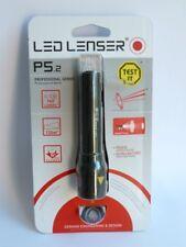 LED LENSER P5.2 9605 LED Taschenlampe 140 Lumen Zweibrüder  Blister