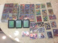 Vintage marvel cards FLAIR rare bundle lot xmen spiderman signature