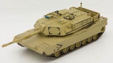 Tanque M1A1HA Abrams 1st USMC batallón Iraq 2003 escala 1:72 con pedestal pantalla