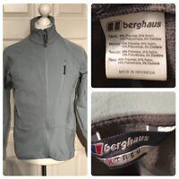 Berghaus Women's Fleece Lined Jacket Size 16 Blue Polyester/Nylon Blend Xtreme