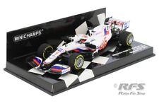 Haas VF 21 Ferrari Nikita Masepin Formel 1 GP Bahrain 2021 1:43 Minichamps NEU
