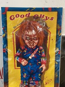 """Chucky Childs Play high quality (24""""x36"""") poster"""