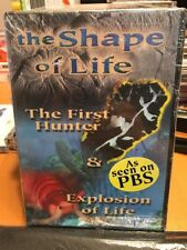 """Shape of Life, Vol. 2: The First Hunter/Explosion of Life (Widescreen)"", New DV"