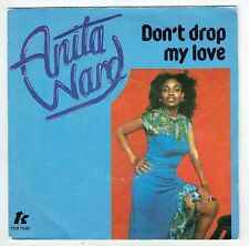 """Anita WARD Vinyle 45T 7"""" SP DON'T DROP MY LOVE - SPOILED BY YOUR LOVE - T.K 7561"""