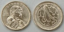 USA Native American Dollar Sacagawea 2021 P unz.
