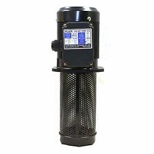 "1/6 HP Filtered Coolant Pump, 110V/220V, SINGLE-PHASE, 180mm (7"") SP-6180-1PH"