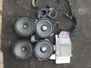 Audi Tt Mk1 Bose Amp And Speakers