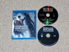 Sherlock Holmes: A Game of Shadows Blu-ray/DVD Combo 2012 Canadian