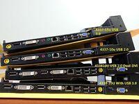 Lenovo 4337 Thinkpad Mini Dock Series 3 usb 3.0 433715U T410 T430 T520 T530 key