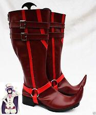 Ao no Exorcist Blue Exorcist Mephisto Pheles Cosplay Shoes Boots