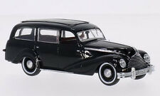 wonderful modelcar EMW 340 WAGON (Hearse?) 1953 - black - scale 1/43