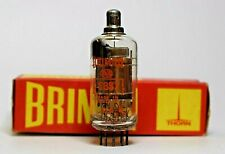 BRIMAR 6BS7 Orange Print Valve/Tube New Old Stock (V39)