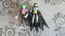 Figurines batman,joker