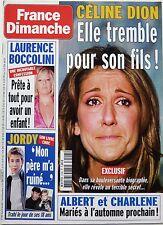 2006: CELINE DION_MARLENE JOBERT EVA GREEN_JERRY LEWIS_MARC LAVOINE_LARA FABIAN