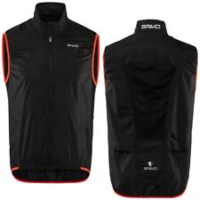 Giubbotti Briko Packable Piuma Vest 2001q80 M Black-orange Flame