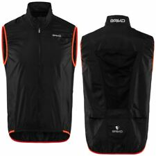 Giubbotti Briko Packable Piuma Vest 2001q80 XL Black-orange Flame