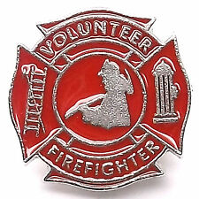 """Volunteer Firefighters Concho Snap Set Red 7/8"""" 1265-62 Stecksstore"""