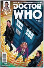 Doctor Who, The Ninth Doctor #10 - Titan 2017, Cover A