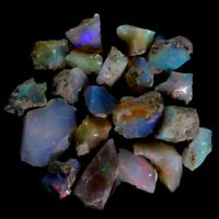 Best Offer Price 100% Natural Ethiopian Fire Opal Unheated Untreated Rough Lot