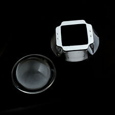 44mm Led Lens Reflector Collimator + 50mm Base Cup for 20W 30W 50W 100W Unique