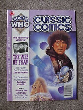 'Doctor Who - Classic Comics' Issue 19 - TV Action/TV Comic Reprints - Marvel
