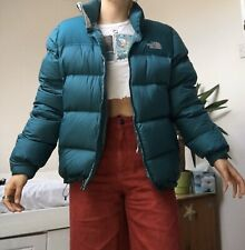Rare Blue The North Face Nuptse 700 Puffer Jacket Size Men's L/Women's XL