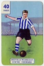 RARE Football Playing Card - Sheffield Wednesday 1946-7