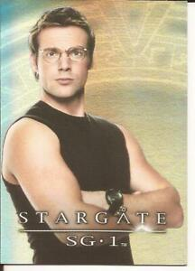 Stargate SG-1 Season 9 Cast Posters CP4 Michael Shanks