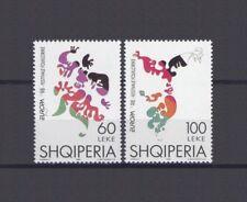 ALBANIA, EUROPA CEPT 1998, NATIONAL FESTIVALS, MNH