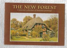 The New Forest, Beautiful Paintings, by A R Quinton, Wilfred Ball, E W Haslehust