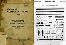 Winchester 1948 Component Parts Gun Catalog