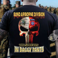 82nd Airborne Division Those Devils In Baggy Pants Unisex T-Shirt