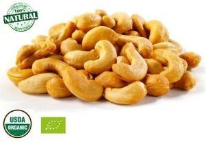 Organic Roasted Whole Cashews Nut/Caju/Anacardium occidentale Best Ceylon Cashew