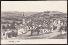 7124 Viehdorf Mostviertel - Totale 1928 - Bezirk Amstetten