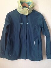 TRiBORD Decathlon Creation Jacket Size XS, 84-87 CM Chest Blue / Yellow <BC423