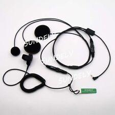 Close Face Motorbike Helmet Headset/Earpiece Motorola Radio TLKR T8 T6 XTR446