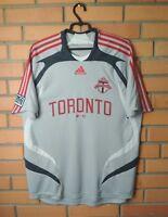 Toronto FC Jersey 2007 2008 Away L Shirt Formotion Adidas Football Soccer Maglia
