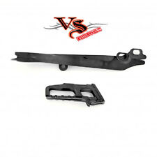 Polisport Chain Guide & Slider Kit HONDA CRF250R 11-13, CRF450R 11-12 BLACK