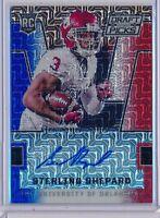 STERLING SHEPARD - 2016 Prizm Draft Picks  Red White Blue Prizm AUTO /25  Giants