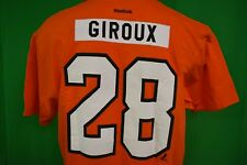 Reebok NHL Mens Philadelphia Flyers Claude Giroux Shirt NWT $32 2XL