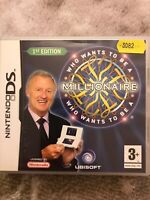 #3082 - Nintendo DS - Who Wants To Be A Millionaire Game 1st Edition