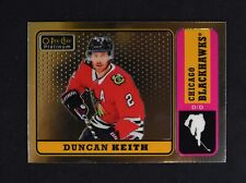 2018-19 18-19 UD Upper Deck O-Pee-Chee OPC Platinum Retro #29 Duncan Keith