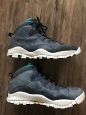 3225d74f281c56 Air Jordan Retro 10 Los Angeles City Pack Ocean Fog Blue LA 310805 404 Men s  11