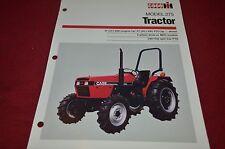 Case International 275 Tractor Dealers Brochure YABE10 ver2